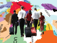 Майже п'ята частина населення Західної України планує найближчим часом виїхати з країни