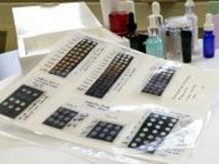 Хіміки створили наліпки для виявлення зіпсованих продуктів
