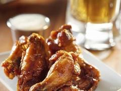 Рецепти курячих крилець