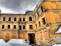Напівзруйнований дім Сікорського перетворять на сучасний музейний кластер