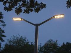 Житомир планує стати першим містом у Європі, яке повністю перейде на світлодіодне вуличне освітлення
