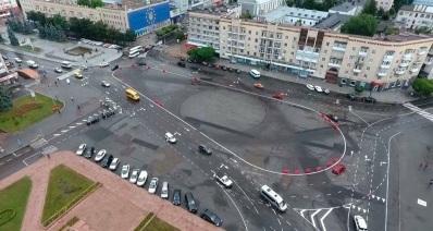 Якою бачать Соборну площу житомирські архітектори та гості міста (ФОТО)