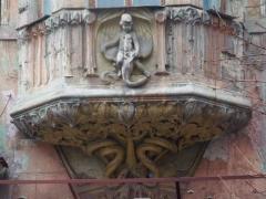 Друге народження. Як виглядатиме відреставрований київський «Будинок зі зміями»?