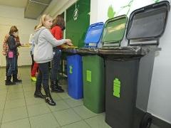 Миколаїв стане першим містом України, в якому всі школи перейдуть на сортування сміття