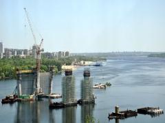 Недобудовані мости Запоріжжя поповнять бюджет на 172 мільйони