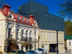 Історія будівлі Театру на Подолі