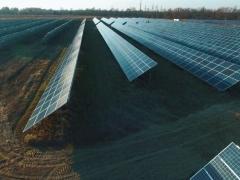 В одному з найменших міст Львівщини побудують сонячну станцію потужністю 3МВт