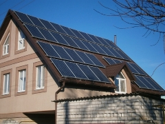 Буковинцям частково відшкодують вартість встановлення домашніх сонячних станцій