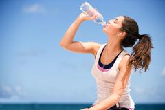 Як привчити себе пити воду?