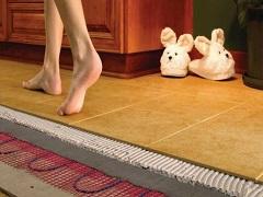 Різновиди теплої підлоги